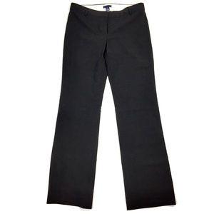 J. Crew City Fit Virgin Wool Bootcut Pants